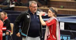 Peter Sundbæk coacher